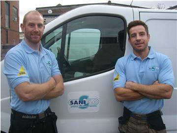 Saniflo Approved Service Engneers